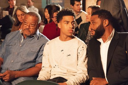 LAURENCE FISHBURNE, MARCUS SCRIBNER, ANTHONY ANDERSON