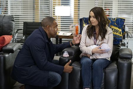 JASON GEORGE, CAMILLA LUDDINGTON