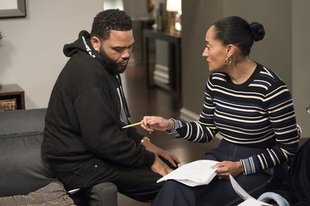 ANTHONY ANDERSON, TRACEE ELLIS ROSS (DIRECTOR)