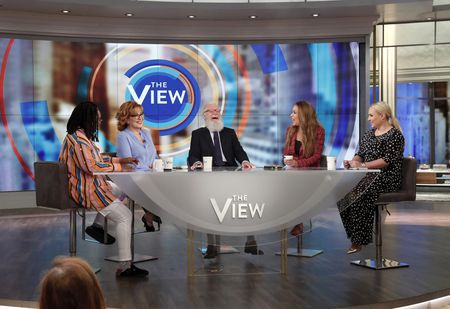 WHOOPI GOLDBERG, JOY BEHAR, DAVID LETTERMAN, SUNNY HOSTIN, MEGHAN MCCAIN