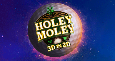 Holey Moley 3D in 2D: These Boots Are Made For Putting (8/12)