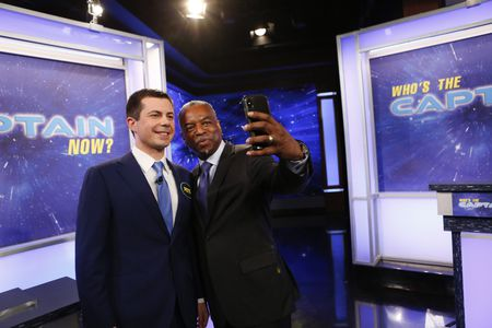 MAYOR PETE BUTTIGIEG, LEVAR BURTON