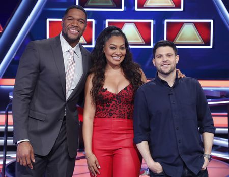 MICHAEL STRAHAN, LALA ANTHONY, JERRY FERRARA