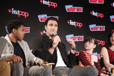 ROBERT BAILEY JR., OWAIN YEOMAN, ALEXA SWINTON, ALLISON TOLMAN