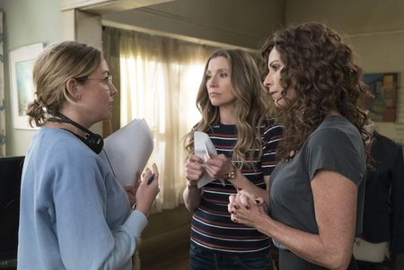 MOLLY MCGLYNN (DIRECTOR), SARAH CHALKE, MINNIE DRIVER