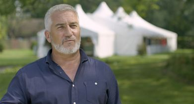 3. Paul Hollywood, Judge, On his favorite holiday dessert