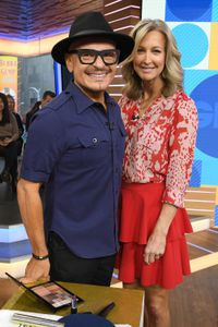 LUIS CASCO, LARA SPENCER