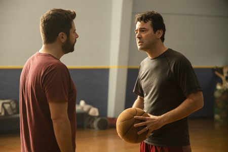JAMES RODAY, RON LIVINGSTON