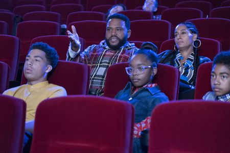 MARCUS SCRIBNER, ANTHONY ANDERSON, MARSAI MARTIN, TRACEE ELLIS ROSS, MILES BROWN