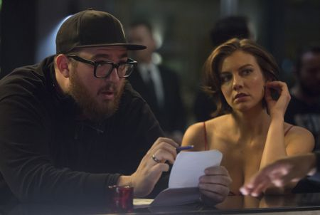 PETER ATENCIO (DIRECTOR / EXECUTIVE PRODUCER), LAUREN COHAN
