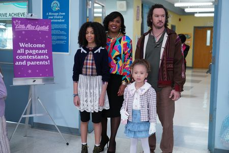 ARICA HIMMEL, CHRISTINA ANTHONY, MYKAL-MICHELLE HARRIS, MARK-PAUL GOSSELAAR