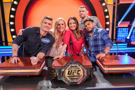 STEPHEN THOMPSON, HOLLY HOLM, MICHELLE WATERSON, FORREST GRIFFIN, HENRY CEJUDO
