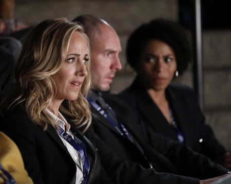 KIM RAVER, RICHARD FLOOD, KELLY MCCREARY