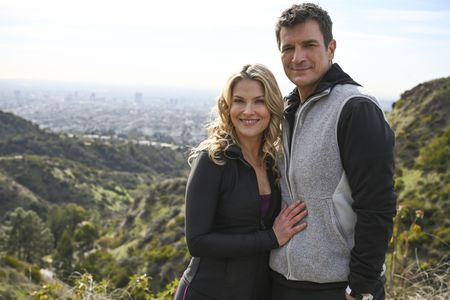 ALI LARTER, NATHAN FILLION