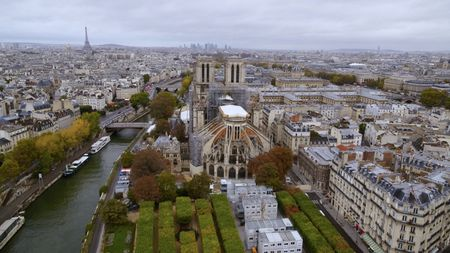 NOTRE-DAME: OUR LADY OF PARIS