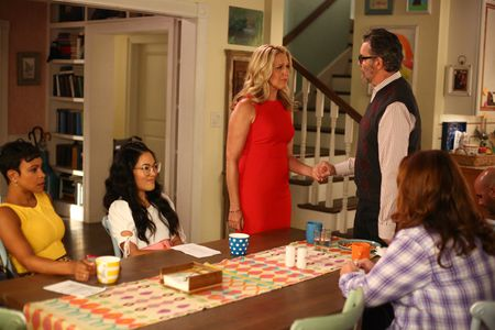 CARLY HUGHES, ALI WONG, JESSICA ST. CLAIR, TIMOTHY OMUNDSON