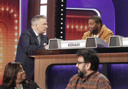 SHERRI SHEPHERD, ALEC BALDWIN, HORATIO SANZ, KENAN THOMPSON