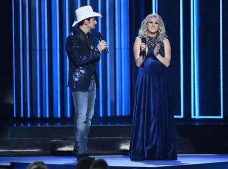 BRAD PAISLEY, CARRIE UNDERWOOD