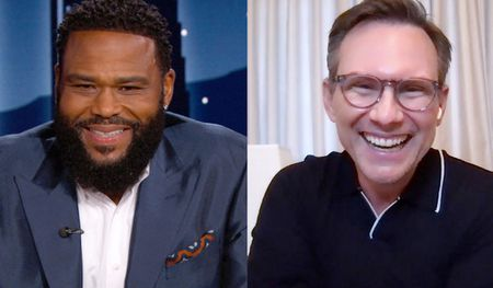 ANTHONY ANDERSON, CHRISTIAN SLATER