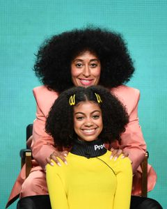 ARICA HIMMEL, TRACEE ELLIS ROSS (EXECUTIVE PRODUCER)