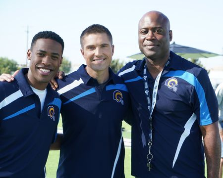 TITUS MAKIN JR., ERIC WINTER, KEVIN DANIELS