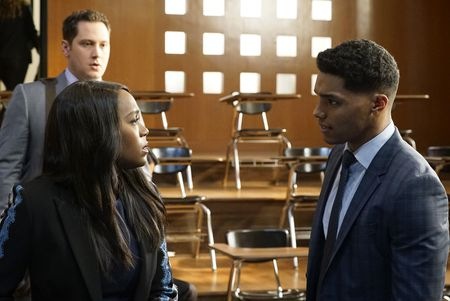 MATT MCGORRY, AJA NAOMI KING, ROME FLYNN