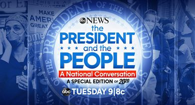 The President and the People' a '20/20' Special Event