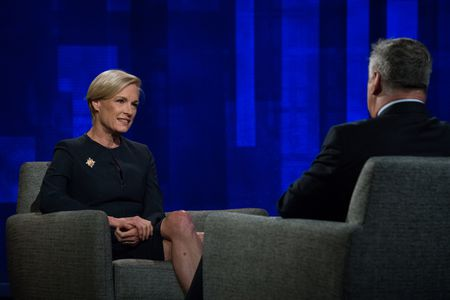 CECILE RICHARDS, ALEC BALDWIN