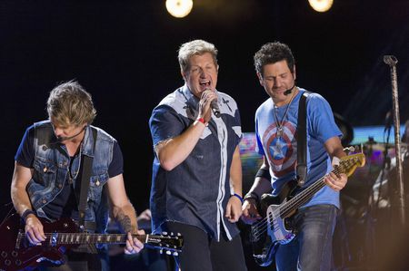 COUNTRY MUSIC FESTIVAL: COUNTRY'S NIGHT TO ROCK