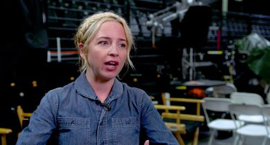 """07. Lecy Goranson, Becky Conner-Healy"""" On why it's important to do this show"""