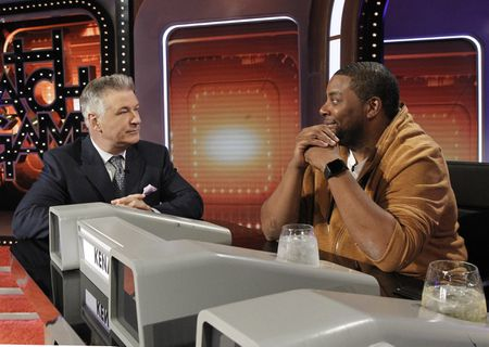 ALEC BALDWIN, KENAN THOMPSON