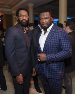 "NICHOLAS PINNOCK, CURTIS ""50 CENT"" JACKSON (EXECUTIVE PRODUCER)"