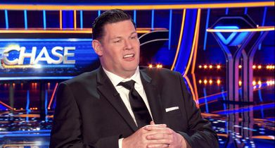 """05.Mark Labbett """"The Beast"""", Chaser, On his background as a Chaser"""