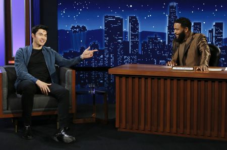 HENRY GOLDING, ANTHONY ANDERSON