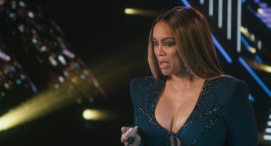 03. Tyra Banks, Host and Executive Producer, On the judges