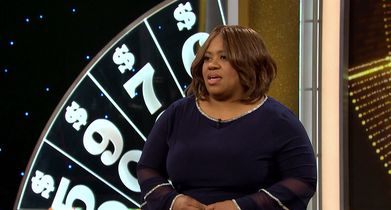 06. Chandra Wilson, Celebrity Contestant, playing for Los Angeles Regional Food Bank, On the charity she's competing for