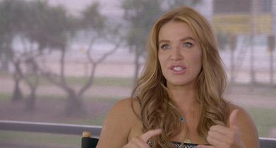 "01. Poppy Montgomery, ""Cat Chambers,"" On her character"