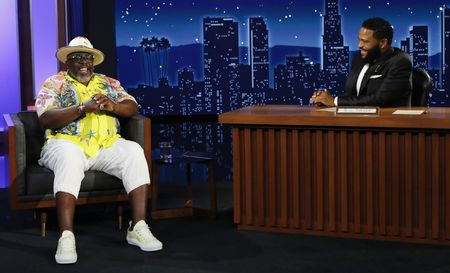 CEDRIC THE ENTERTAINER, ANTHONY ANDERSON