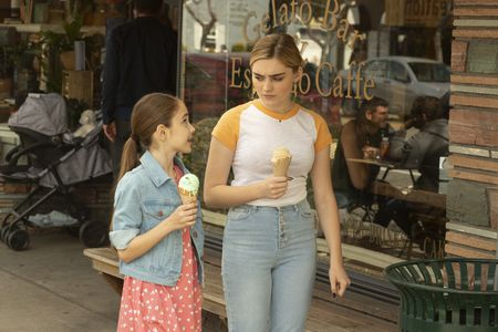JULIA BUTTERS, MEG DONNELLY