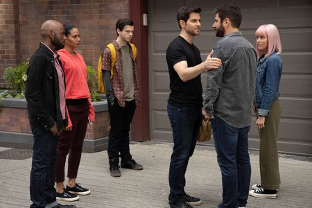 ROMANY MALCO, CHRISTINA MOSES, CHANDLER RIGGS, DAVID GIUNTOLI, JAMES RODAY, ALLISON MILLER