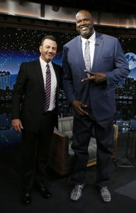 JIMMY KIMMEL, SHAQUILLE O'NEAL