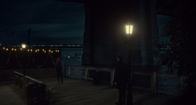 D3015 / F048 - Shadowhunters 3015 Clips - 02. Clary and Jonathan are surprised to see each other