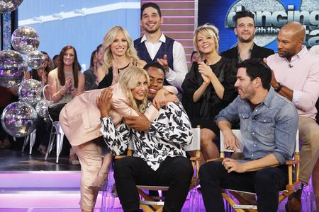 EMMA SLATER, RASHAD JENNINGS, DEBBIE GIBSON, ALAN BERSTEN, LINDSEY STIRLING, MARK BALLAS, DREW SCOTT, DEREK FISHER
