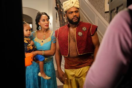 AUGUST AND BERLIN GROSS, TRACEE ELLIS ROSS, ANTHONY ANDERSON