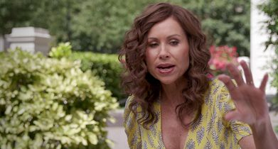 "01. Minnie Driver, ""Maya DiMeo"" On where the show picks up in season 3"