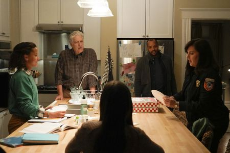 ASHLEY AUFDERHEIDE, CLANCY BROWN, DONALD FAISON, ALLISON TOLMAN