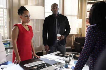AMIRAH VANN, BILLY BROWN