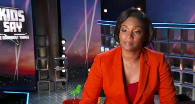 04. Tiffany Haddish, Host & Executive Producer, On her experience working with kids