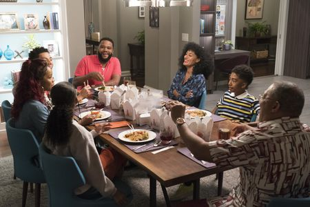 QUVENZHANÉ WALLIS, ANTHONY ANDERSON, TRACEE ELLIS ROSS, MILES BROWN, LAURENCE FISHBURNE