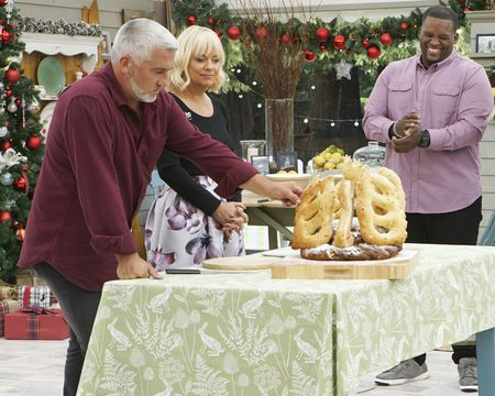 "PAUL HOLLYWOOD, SHERRY YARD, ANTHONY ""SPICE"" ADAMS"